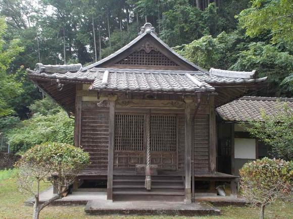 蓮台寺観音堂