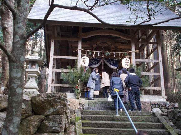 中・一之宮神社