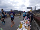 ボランティアでも活躍−篠山ABCマラソンで