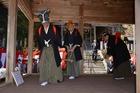 藤坂春日神社・御田植祭は6日に行われます