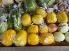 夏野菜がいっぱい