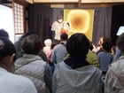 大芋地区2会場で人形劇公演
