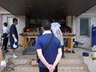 「泊まれる学校おくも村」、再開二カ月