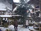 新年の大芋地区の神社(その2)